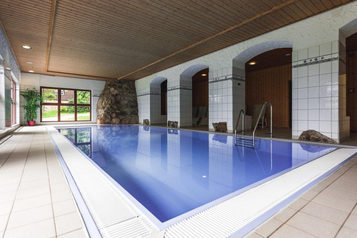 Berghotel Friedrichshöhe Schwimmbad