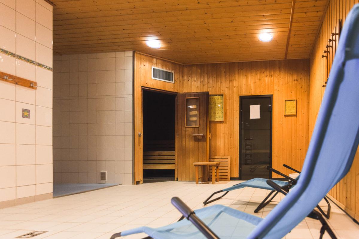 Berghotel Friedrichshöhe Sauna